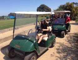 milutin kostic memorial golf cart