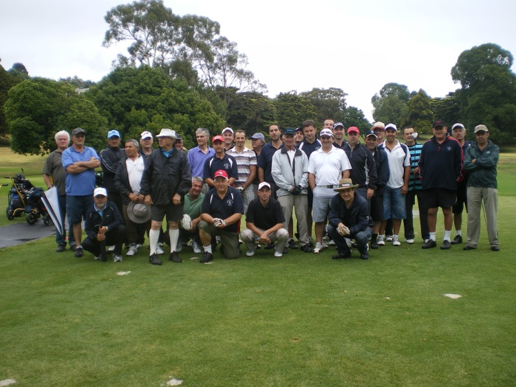 first serbian golf club in australia